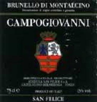Degustazione S.Felice Campogiovanni Montalcino (Toscana)