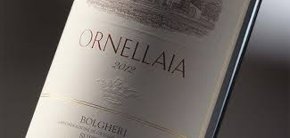 Degustazione Ornellaia Bolgheri ( Toscana )
