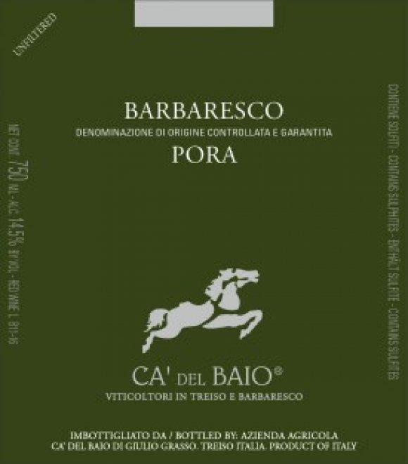 Wine Tasting Ca del Baio (Piedmont)