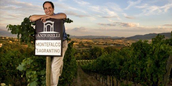 Wine Tasting Antonelli Montefalco ( Umbria )