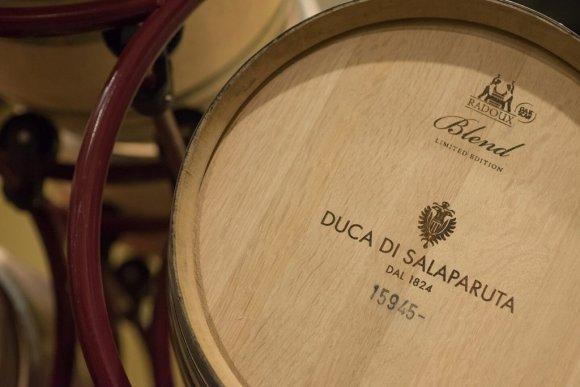 Degustazione Duca di Salaparuta ( Sicilia )